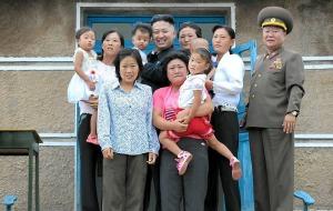 Kim-Jong-un-Family